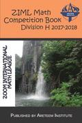 Ziml Math Competition Book Division H 2017-2018