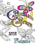 Calendario Da Colorare 2018 Farfalle
