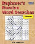 Beginner's Russian Word Searches - Volume 5