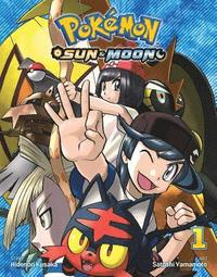 Pokemon: Sun &; Moon, Vol. 1
