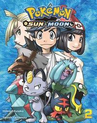Pokemon: Sun &; Moon, Vol. 2