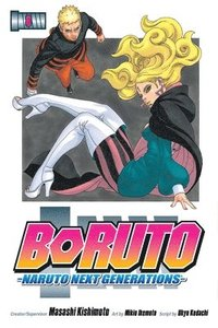 Boruto: Naruto Next Generations, Vol. 8