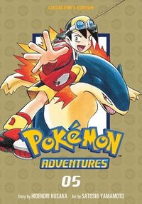 Pokemon Adventures Collector's Edition, Vol. 5