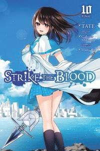 Strike the Blood, Vol. 10 (manga)