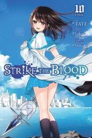 Strike the Blood, Vol. 10 (manga)
