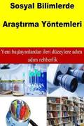 Research Methods in Social Sciences (Turkish)