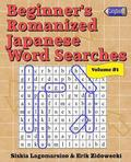 Beginner's Romanized Japanese Word Searches - Volume 1