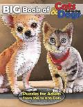 Big Book of Cats & Dogs: Dot-to-Dot Puzzles for Adults from 356 to 870 Dots