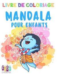 Livre De Coloriage Mandala Pour Enfants De 3 A 5 Ans Mandalas