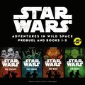 Star Wars Adventures in Wild Space: Books 1-3