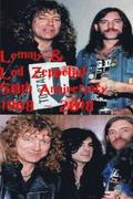 Lemmy & Led Zeppelin! 50th Anniversary 1968 - 2018: Stairway to Heaven!