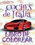 ✌ Coches de Italia ✎ Libro de Colorear Adultos Libro de Colorear La Seleccion ✍ Libro de Colorear Cars: ✌ Cars of Italy Car Co