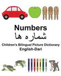 English-Dari Numbers Children's Bilingual Picture Dictionary