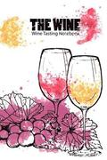 The Wine Book: Wine Tasting Notebook