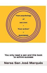 Your Psychology of success + Your Action² = Success