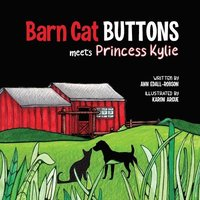 Barn Cat Buttons