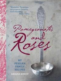 Pomegranates and Roses