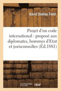 Projet d'Un Code International