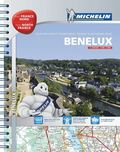 Benelux &; North of France Road Atlas