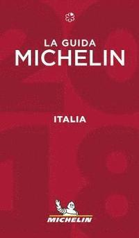 Michelin Guide Italy (Italia) 2018