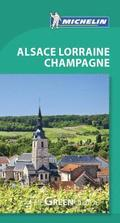 Michelin Green Guide Alsace Lorraine Champagne (Travel Guide)