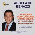 XV lecons pour coacher [French Edition]