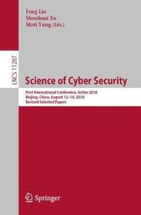 Science of Cyber Security