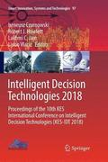 Intelligent Decision Technologies 2018