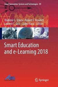 Smart Education and e-Learning 2018