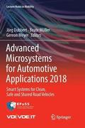 Advanced Microsystems for Automotive Applications 2018
