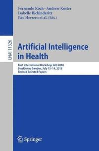 Artificial Intelligence in Health