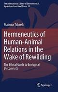 Hermeneutics of Human-Animal Relations in the Wake of Rewilding