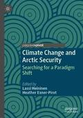 Climate Change and Arctic Security