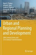 Urban and Regional Planning and Development