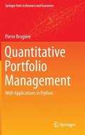 Quantitative Portfolio Management