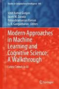 Modern Approaches in Machine Learning and Cognitive Science: A Walkthrough