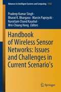 Handbook of Wireless Sensor Networks: Issues and Challenges in Current Scenario's