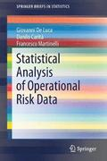 Statistical Analysis of Operational Risk Data