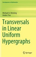 Transversals in Linear Uniform Hypergraphs
