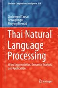 Thai Natural Language Processing