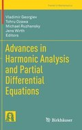 Advances in Harmonic Analysis and Partial Differential Equations