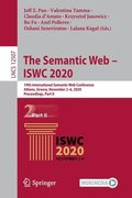 The Semantic Web - ISWC 2020
