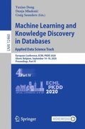 Machine Learning and Knowledge Discovery in Databases: Applied Data Science Track