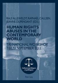 Human rights abuses in the contemporary world