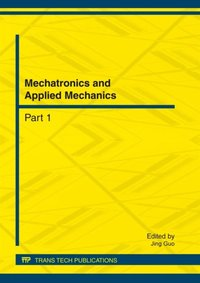 Mechatronics and Applied Mechanics