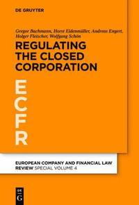 Regulating the Closed Corporation