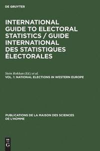 National elections in Western Europe
