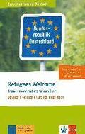 Refugees Welcome. Dari/Farsi, Tigri . Buch + Audio-Online