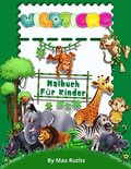 WILDTIERE Malbuch Fur Kinder
