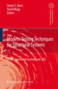 Modern Testing Techniques for Structural Systems